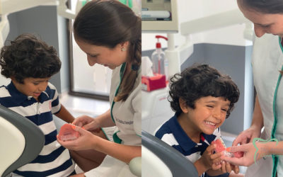 Dicas de Higiene Oral Infantil